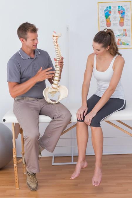 consulter medecin douleur dos