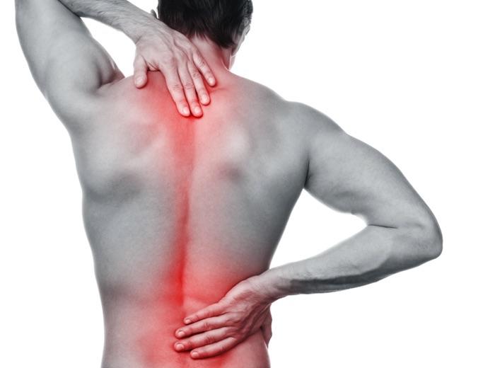 pathologie douleur dorsale
